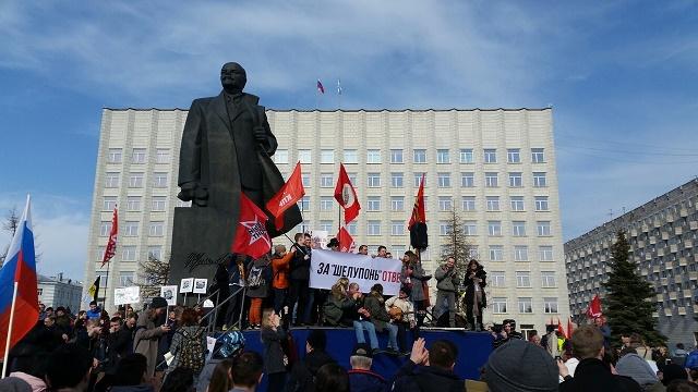 «За шелупонь ответишь»: мусорная революция в Архангельске берет новый рубеж
