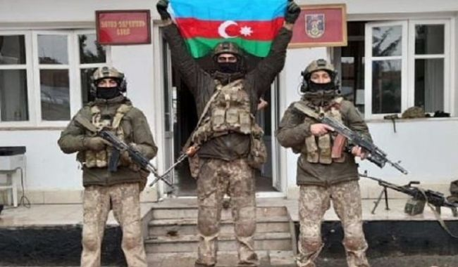 Армения должна смириться спотерей территорий вКарабахе— Алиев