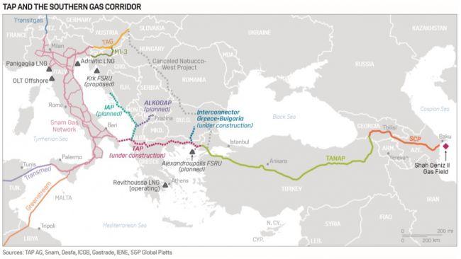 Последний газовый мегапроект Европы